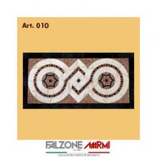 Mosaico in marmo (Art. 010)
