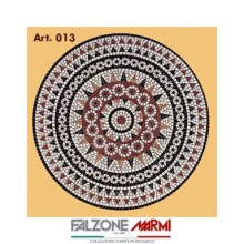 Mosaico in marmo (Art. 013)