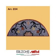 Mosaico in marmo (Art. 024)
