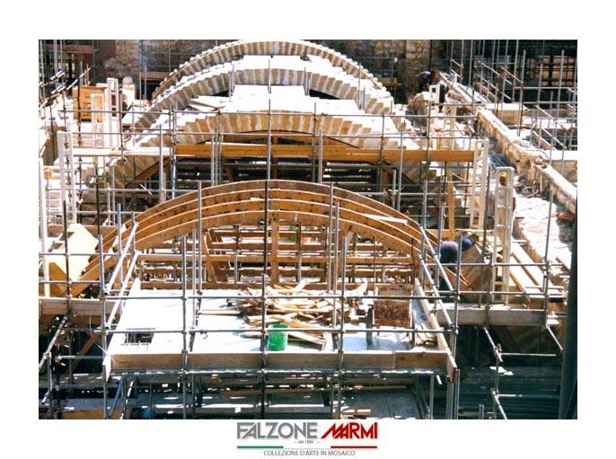 Architettura della Cattedrale di Noto in provincia di Siracusa