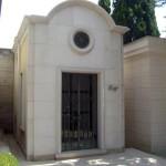 Realizzazione di interni ed esterni della Cappella gentilizia