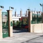 Pilastri e muretti da recinzione in Pietra Sabucina