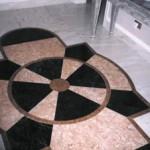 Piastrelle in marmo per pavimentazione interna