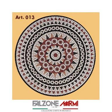 Mosaico in marmo (Art. 013)