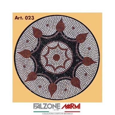 Mosaico in marmo (Art. 023)