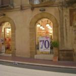 Portali in Pietra Sabucina per negozi