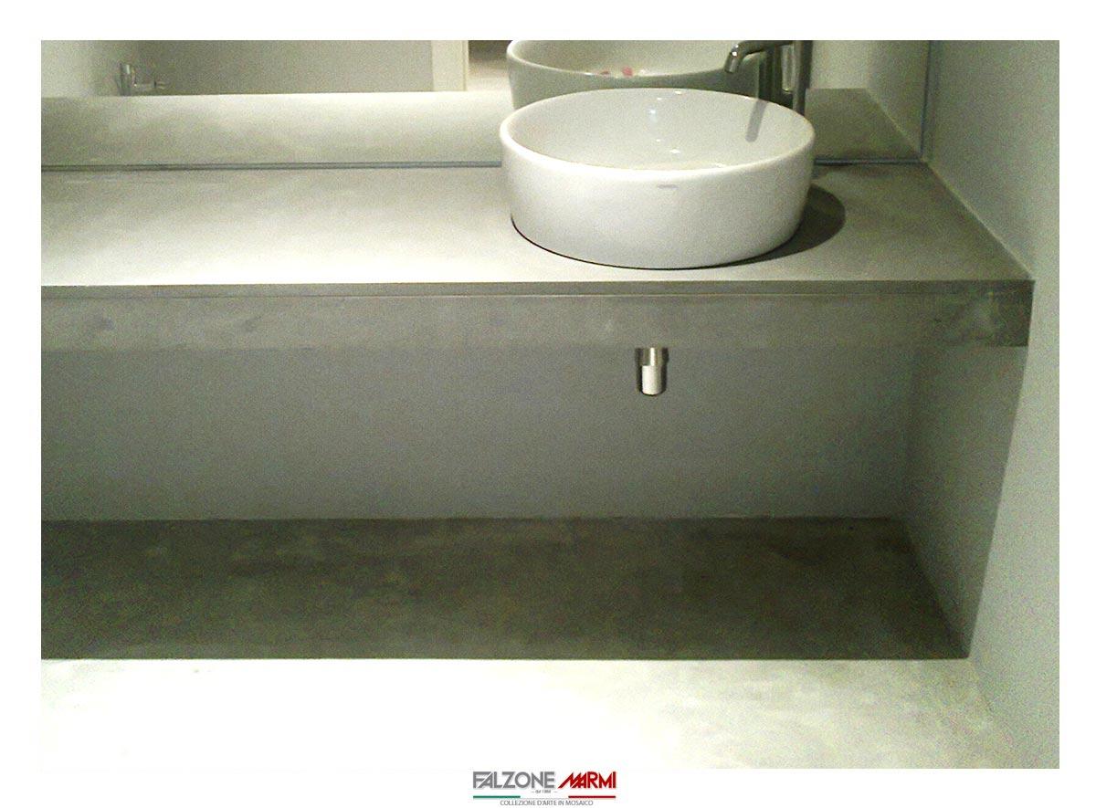 Arredo Bagno Moderno In Marmo.Arredamenti Per Bagni Falzone Marmi