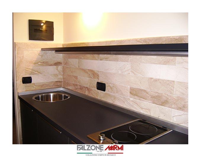 Ripiani in marmo per cucine e accessori falzone marmi - Cucina seconda mano biella ...